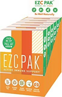 EZC Active Pak Immune System Booster (6)