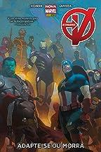 Os Vingadores: Adapte-se ou morra (Portuguese Edition)