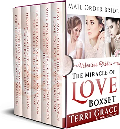 Valentine Brides - The Miracle of Love Boxset: Mail Order Bride