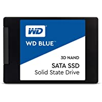 Deals on WD Blue 3D NAND 1TB Internal SSD SATA III WDS100T2B0A