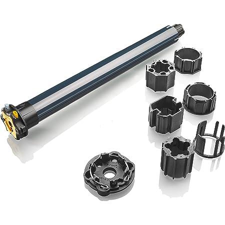 Somfy 1240386 Mecanico De Remplazo 20nm Motor Para Persianas Octagonal De 60mm Fácil Deinstalar 20 Nm Amazon Es Bricolaje Y Herramientas