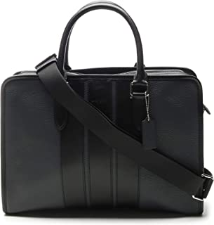 Men's Pebble Leather Bond Briefcase