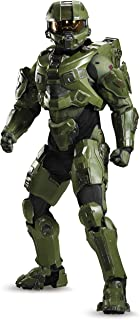 Disguise Men's Halo Master Chief Ultra Prestige Costume