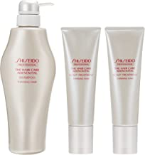 Shiseido adenovirus Vital Shampoo 500ml + Scalp Treatment (130gX2 set)