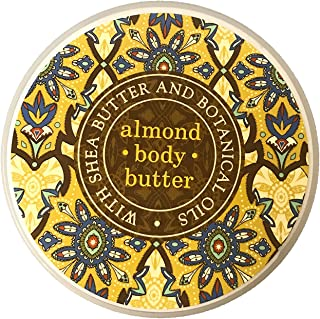 Greenwich Bay Trading Co. Body Butter 8 oz (Almond)