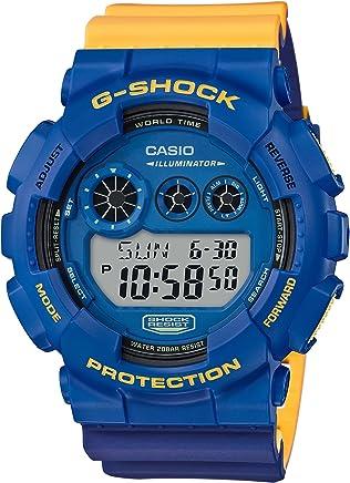 [カシオ]CASIO 腕時計 G-SHOCK ジーショック GD-120NC-2JF メンズ