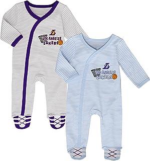 5649f5eb9 NBA Newborn B-Ball Best 2 Piece Coverall Set