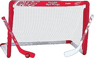 detroit red wings mini hockey stick