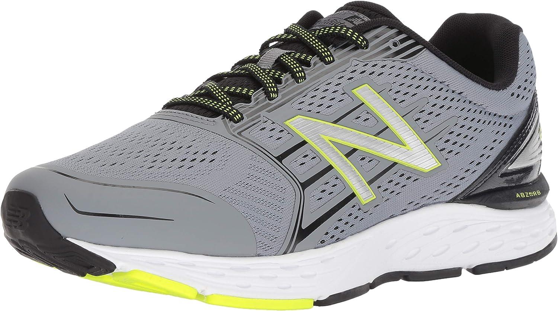 New Balance Mens 680v5 Cushioning Running shoes