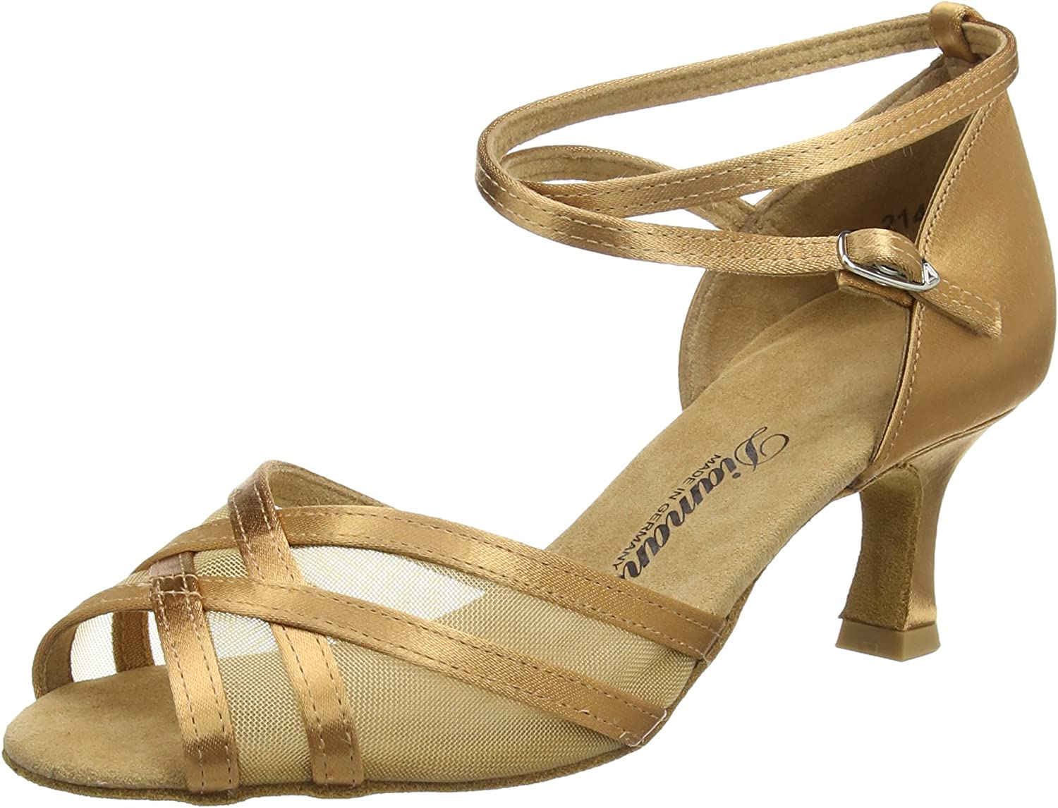 Diamant Latein 035-077-087 Damen Tanzschuhe - - Standard  Latein  Outlet Online-Shop