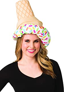 Adult Ice Cream Hat