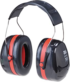 3M H10A Peltor Optime 105 Over the Head Earmuff, Ear Protectors, Hearing Protection, NRR..