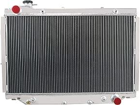 STAYCOO 3 Row Core Aluminum Radiator for Toyota Land Cruiser &Lexus LX450 V8 L6 MT/AT 1990-98