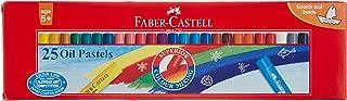 faber castell oil pastels 25