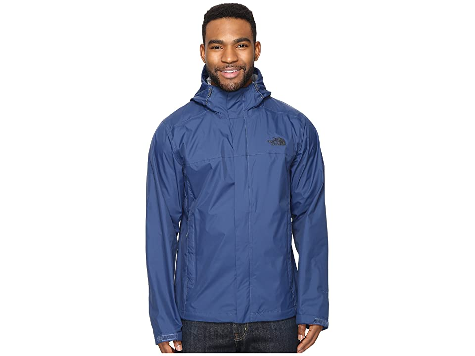 The North Face Venture 2 Jacket (Shady Blue/Shady Blue) Men