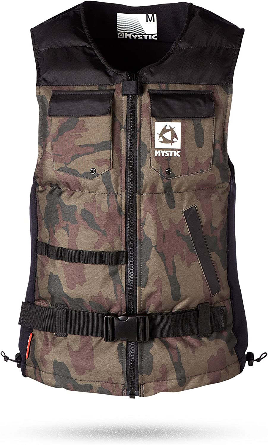Mystic Voltage Wakeboard Impact Vest 2019  Army