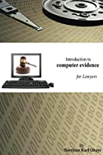 Introduction to computer evidence