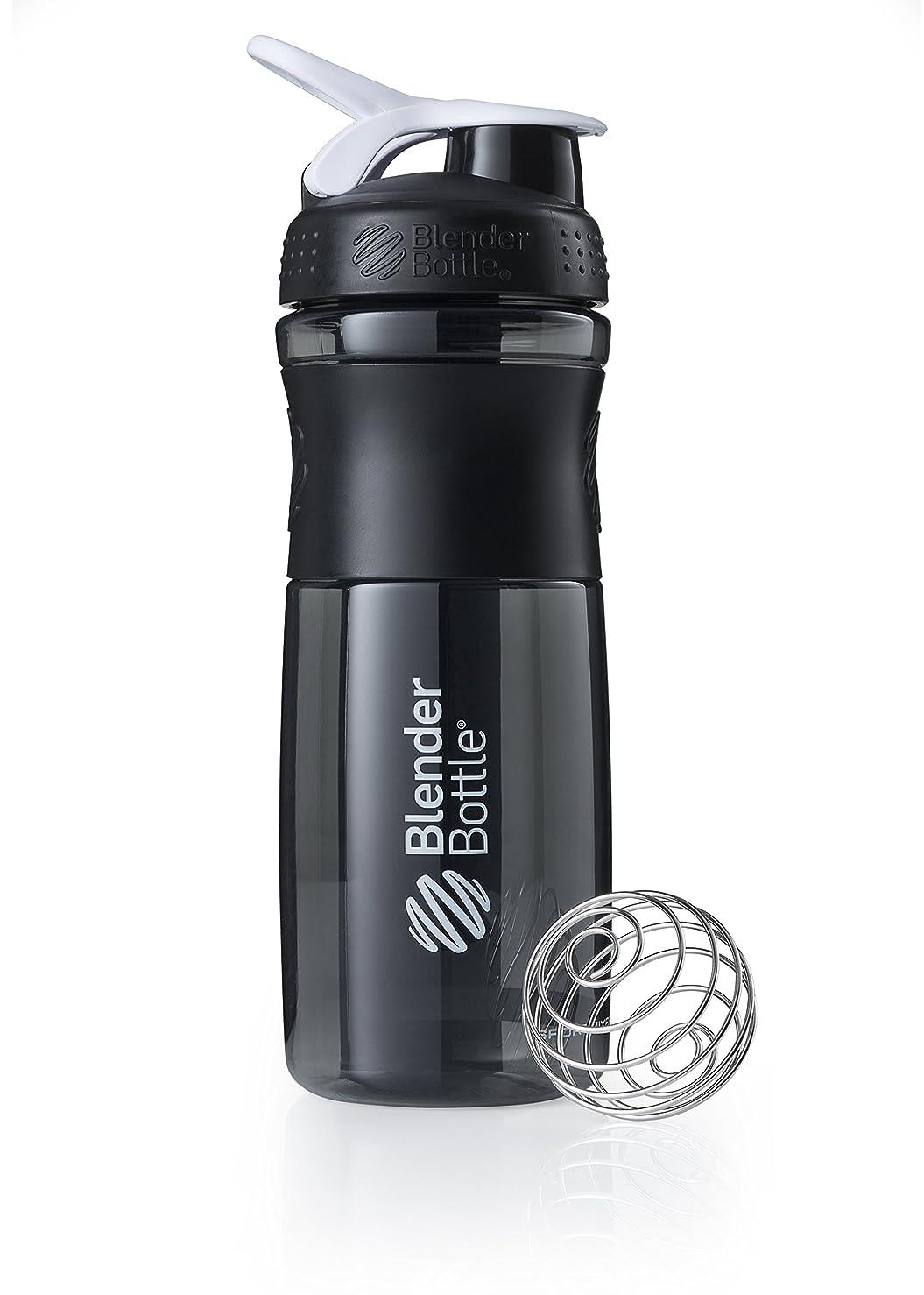 化学薬品地雷原一月BlenderBottle SportMixer 28オンス ブラック 500109