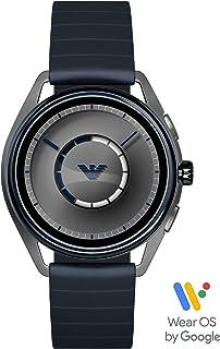 Emporio Armani Men's ART5008 Smart Digital Blue Watch