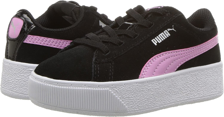 PUMA Kids Vikky Platform Ac Ps Sneaker