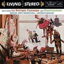 Rossini-Respighi - La Boutique Fantasque & Ibert - Divertissement (All-Analog 200G)