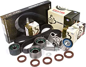 Evergreen TBK277AM Fits Subaru Outback 2.5 EJ25 98-99 Timing Belt Kit