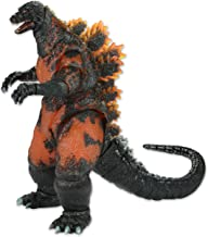 NECA Classic 1995 Burning Godzilla Head to Tail Action Figure, 12