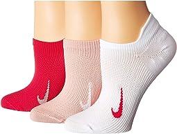 Everyday Plus Lightweight Training No Show Socks 3-Pair Pack