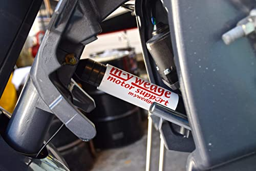 Hydraulic Outboard Transom Saver (Support Motor) [MY Wedge] Picture