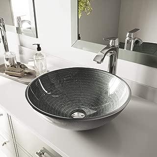 Best black sink bathroom Reviews