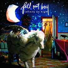 fall out boy infinity on high vinyl