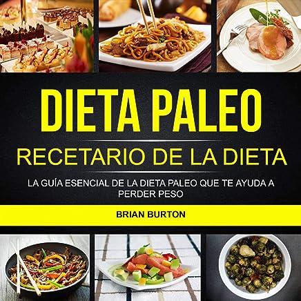 Amazoncom Dieta Paleo Recetario De La Dieta Paleo La