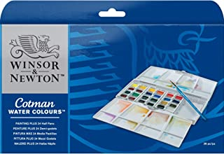 Best winsor and newton professional half pan set Reviews