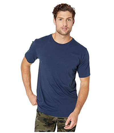 Burton Classic Short Sleeve Tee (Dress Blue) Men
