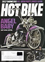 Hot Bike Magazine Vol 49 No 1 SHOWCASE: ALL-NEW PARTS/BIKES/GEAR Angel Baby: Sexy Social Softail HAMMERHEAD DESIGNS CNC BRAKE AND SHIFT LEVER INSTALL