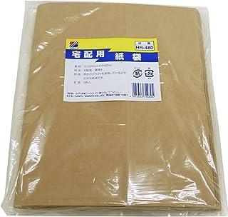 三友産業 宅配用 紙袋 320mmX520mm クラフト HR-480