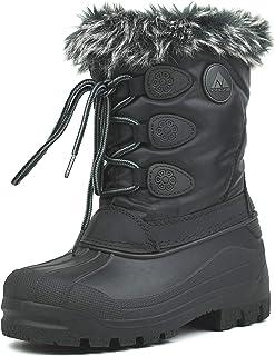 Nova Mountain Little Kid's Winter Snow Boots