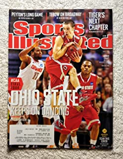 Aaron Craft - The Ohio State Buckeyes defeat the Syracuse Orange & dance into the Final Four - Sports Illustrated - April 2, 2012 - College Basketball - SI