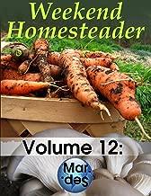 Weekend Homesteader: March