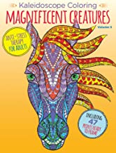 Kaleidoscope Coloring: Magnificent Creatures Volume II