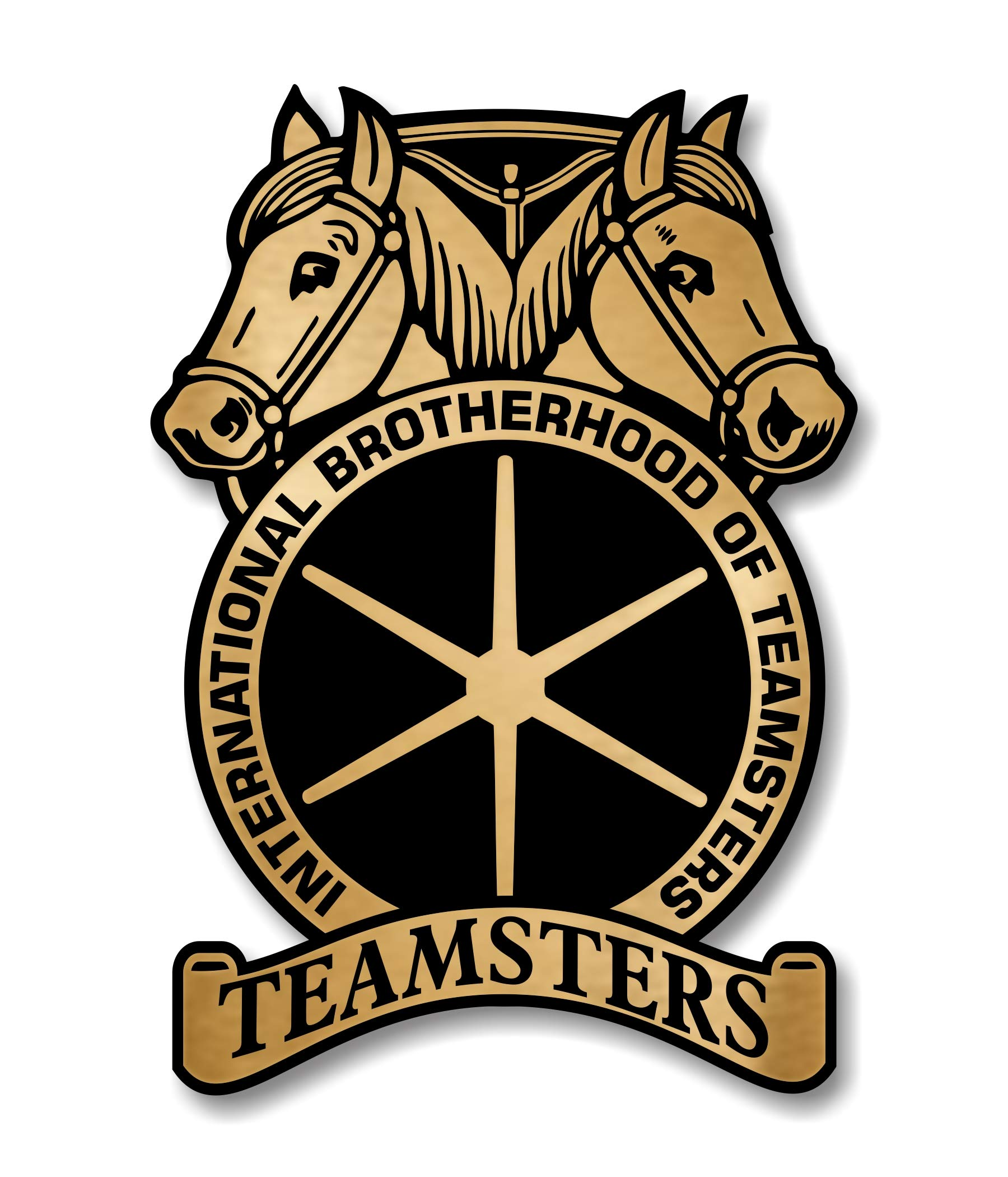 Teamsters Precision Cut Decal