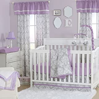 Best purple and grey elephant bedding Reviews