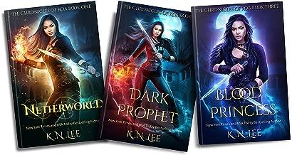 The Chronicles of Koa Boxed Set Books 1-3 Netherworld, Dark Prophet, Blood Princess: A Fallen Angel and Vampire Fantasy