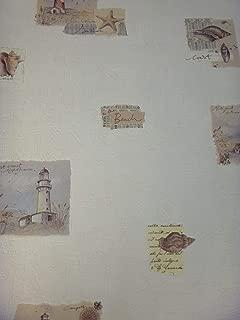 Lutece 51102101 - Papel pintado, diseño de faro
