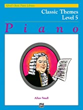 Alfred's Basic Piano Library Classic Themes, Bk 5
