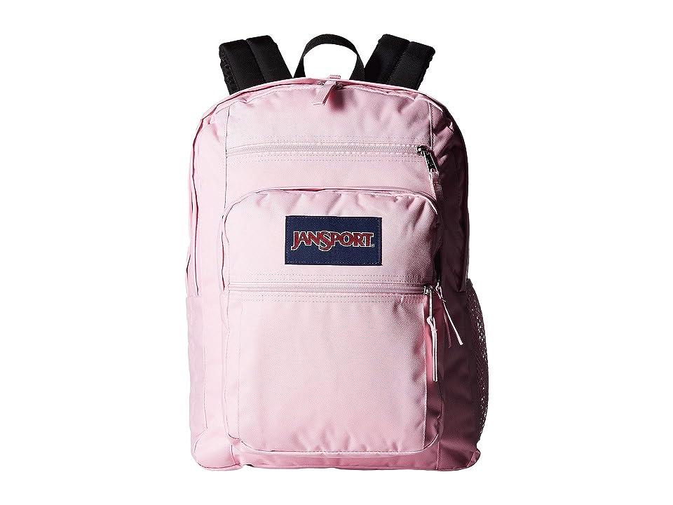 JanSport Big Student (Pink Mist) Backpack Bags