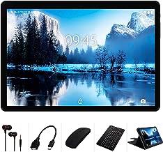 YESTEL X7 Negra Tablet 10 Pulgadas Android 8.1 Tablets 4GB