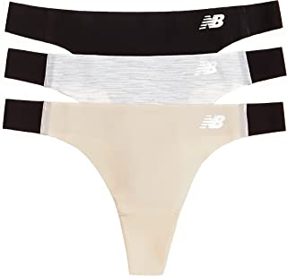 New Balance Womens Laser Thong Panty 3-Pack