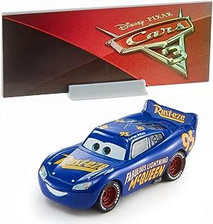 Disney Pixar Cars 3 Epilogue Lightning McQueen Die-cast Vehicle