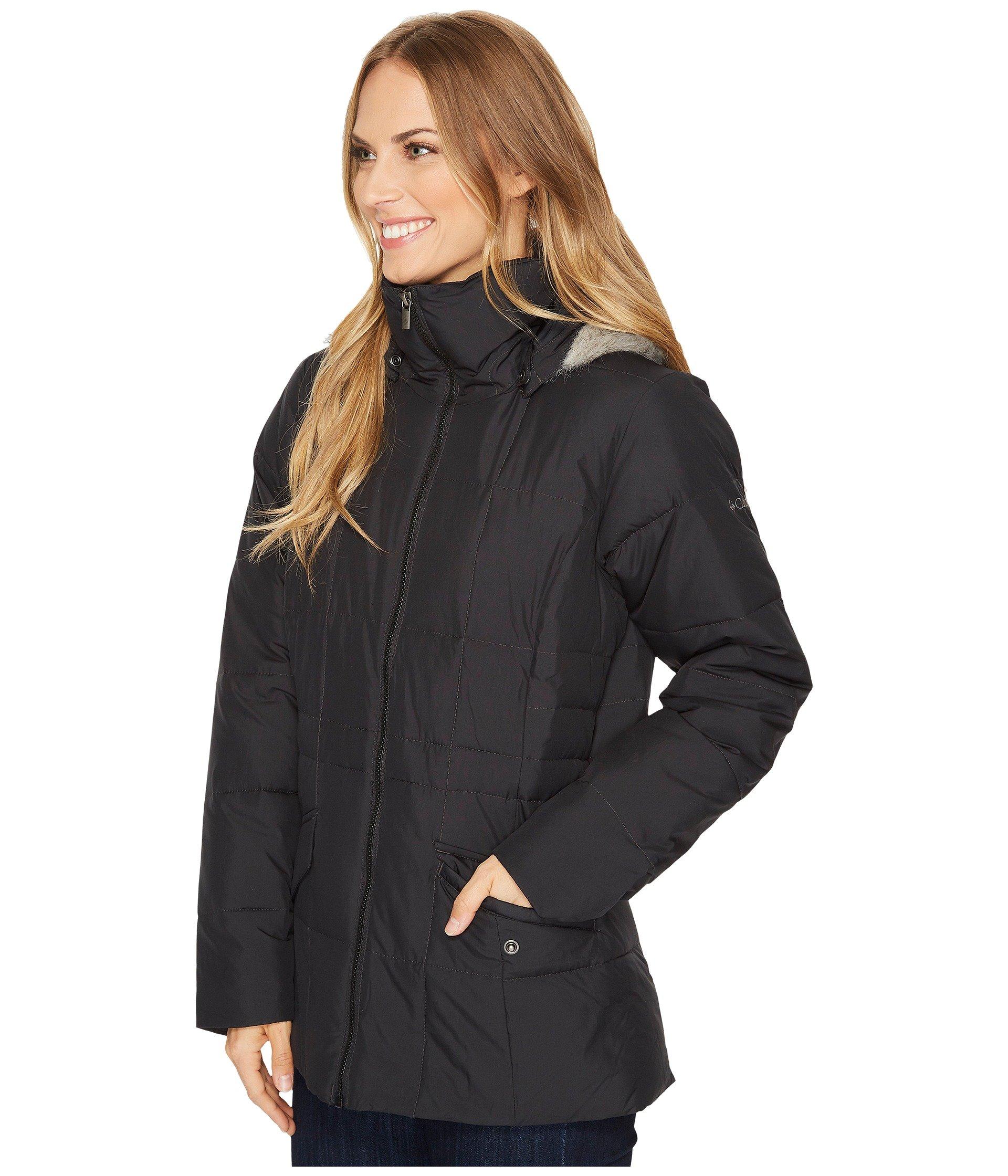 Womens petite columbia jacket